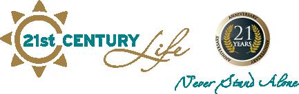 21st Century Life Logo
